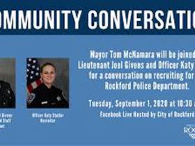 20_11 Police community conversation